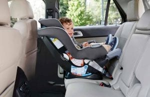 convertible car seat review