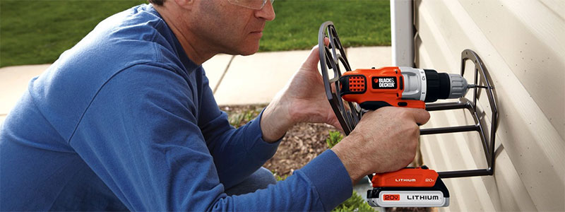 The 10 Best Cordless Drills – [2020 Reviews & Buyer's Guide]
