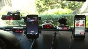 top rated radar detectors