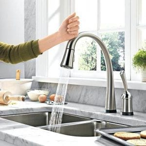 The 10 Best Kitchen Faucets – [Reviews & Rankings]
