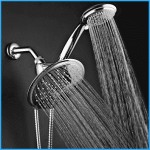 high pressure handheld shower head
