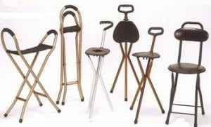 Groovy The 5 Best Folding Cane Seats Reviews Rankings Pabps2019 Chair Design Images Pabps2019Com