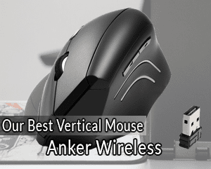 The 5 Best Vertical Mouse Models [Reviewed] - Buyer's Guide
