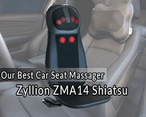 OUR 1 RATED CAR SEAT MASSAGER