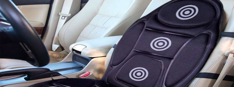 The 5 Best Car Seat Massagers – [Reviews & Rankings]