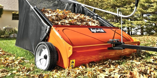 The 5 Best Tow Behind Lawn Sweepers [Reviewed]
