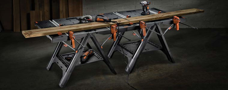 The 5 Best Portable Workbenches – [Reviews & Rankings]