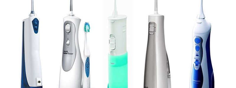 The 5 Best Water Flossers For Braces 2019 Reviews