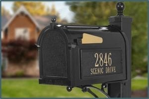 best locking mailbox