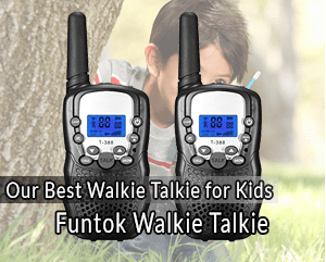 The 5 Best Walkie Talkies for Kids of 2019 - Top Models