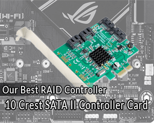 The 5 Best RAID Controllers 2019 - Reviews & Buyer's Guide