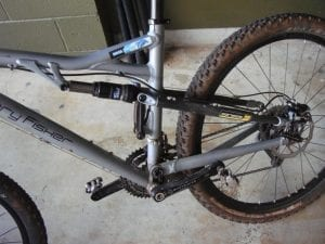 How to Fix a Bent Bicycle Frame