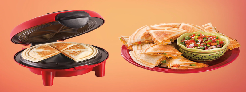 The 10 Best Quesadilla Makers of 2018 [Reviewed]