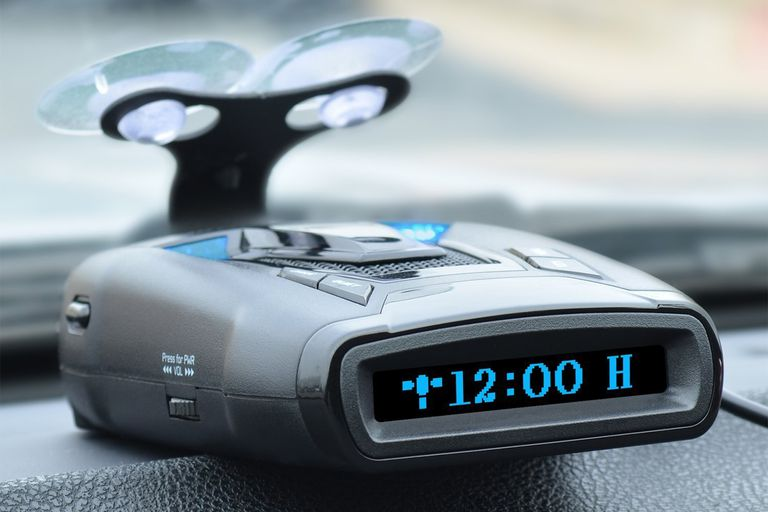 are radar detectors legal