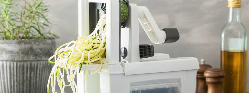 The 5 Best Zoodle Makers 2018 – Reviews & Guide
