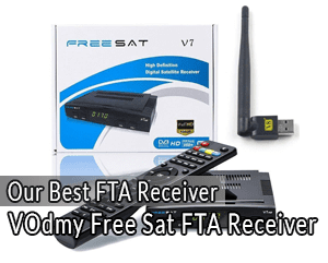 The 5 Best FTA Receivers of 2019 - Reviews & Buyer's Guide