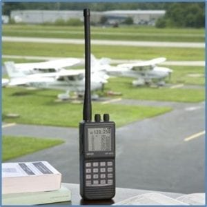 best handheld aviation radio