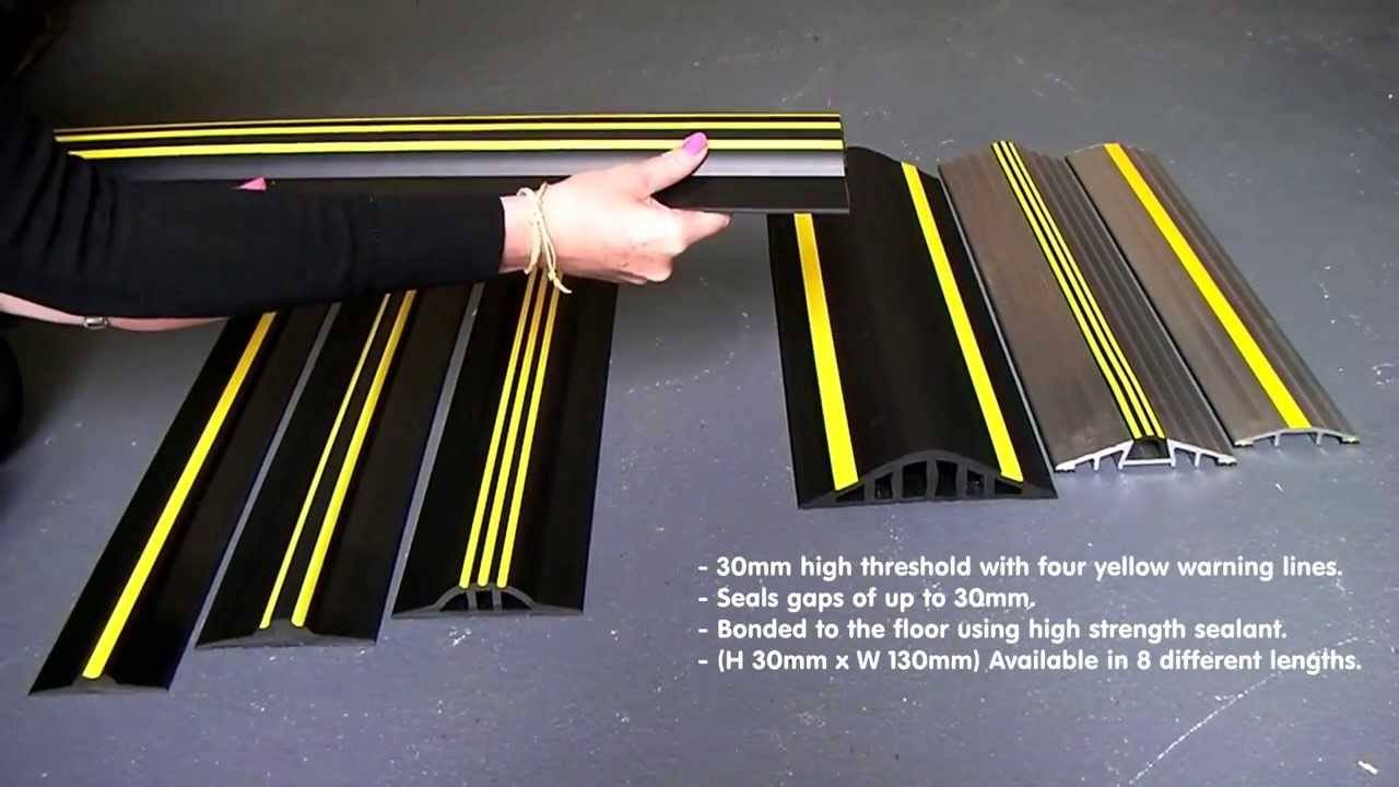 How to Choose the Correct Length of thresold seals For Your Garage