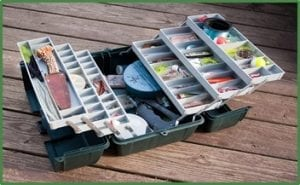 kayak tackle boxes