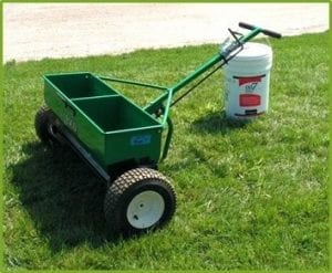 peat moss spreader