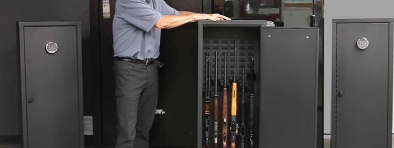 The 10 Best Gun Safes Under $1000 – [Reviews & Rankings]