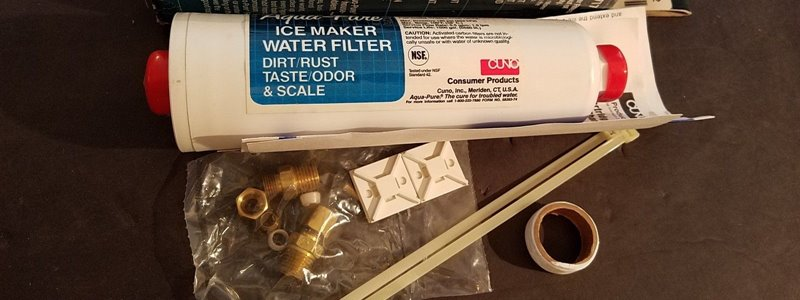 5 Best Inline Water Filters for Ice Makers (2020 Reviews)
