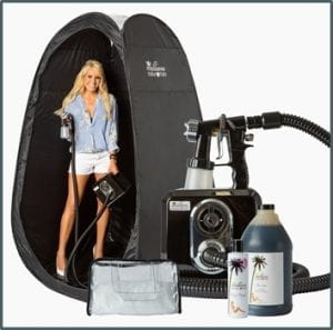 best professional spray tan machine