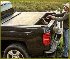 best retractable tonneau cover