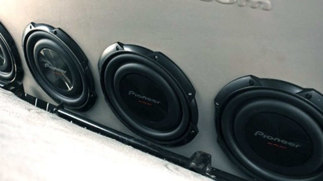 The 5 Best Shallow Mount Subwoofers of 2019 [Reviewed]