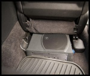 Best UnderSeat Subwoofer