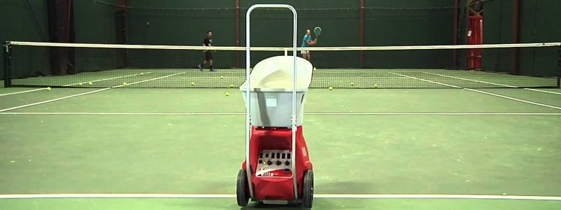 The 5 Best Tennis Ball Machines – [Reviews & Rankings]