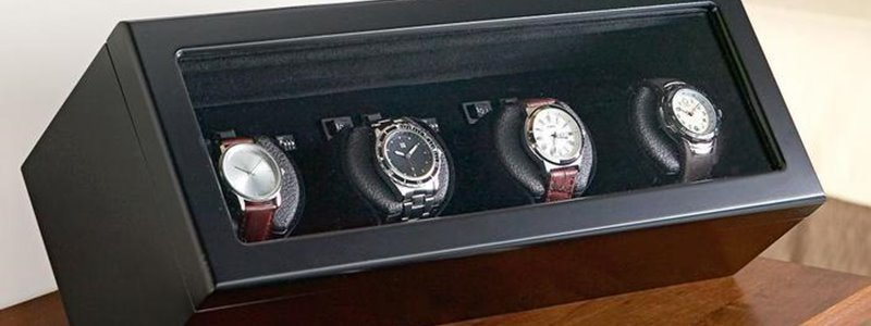 The 5 Best Watch Winders for Rolex – [Reviews & Rankings]