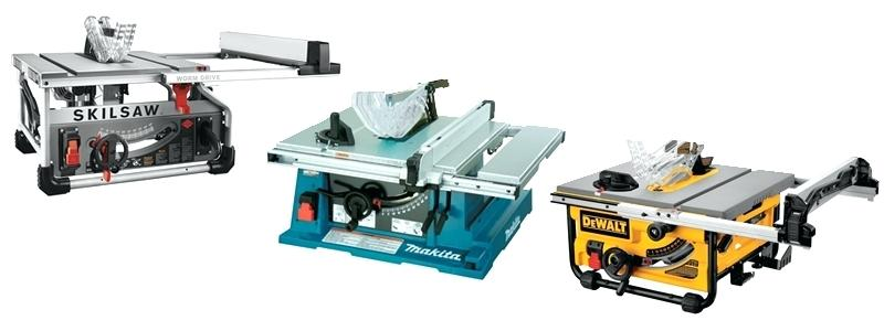 The 5 Best Hybrid Table Saws – [Reviews & Rankings]