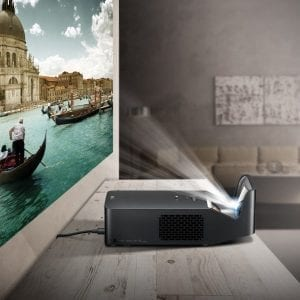 short throw projector 4k