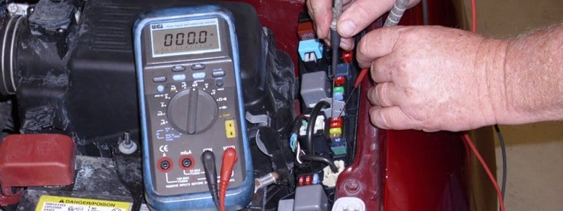 How To Test A Fuel Pressure Sensor With A Multimeter