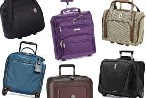 carryon luggage dimensions