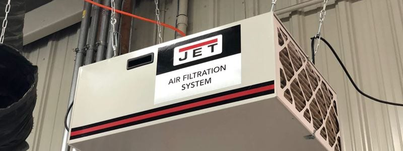 The 5 Best Shop Air Filtration Systems – [Reviews & Rankings]