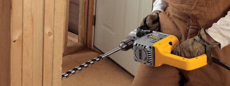 The 5 Best Stud and Joist Drills – [Reviewed & Ranked]