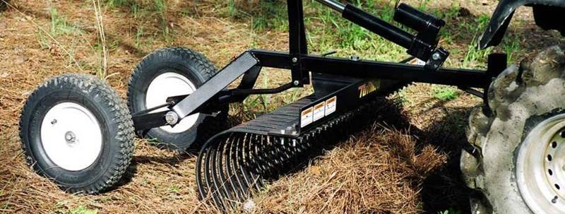 The 5 Best ATV Landscape Rakes – [Reviewed & Ranked]