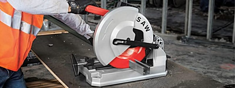 The 5 Best Dry Cut Metal Saws – [Top Reviews & Rankings]