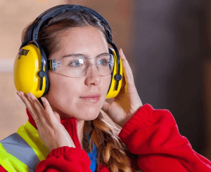 Bluetooth Hearing Protective gear