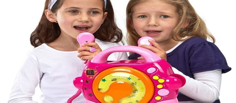 The 5 Best CD Players for Kids – [Top Reviews & Rankings]
