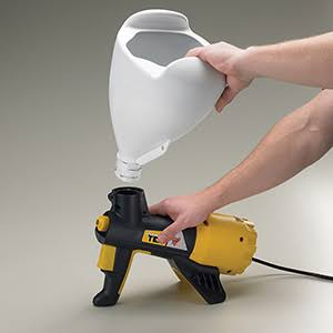 texture paint sprayer cost