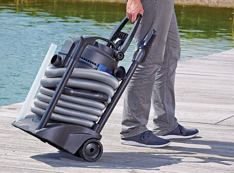 rechargeable pool vacuum