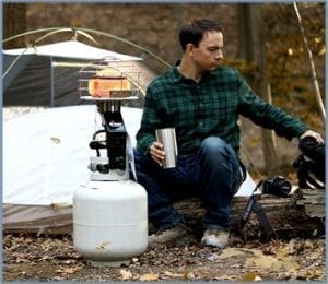 best tank top propane heater