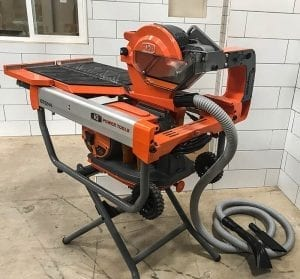 dry cut saw dust collector