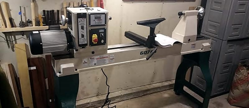 Grizzly G0766 Review – Is It The Best Wood Lathe Out?