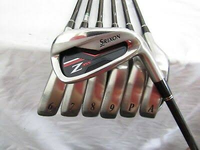 srixon z355 iron features