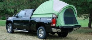 4x4 truck large tent