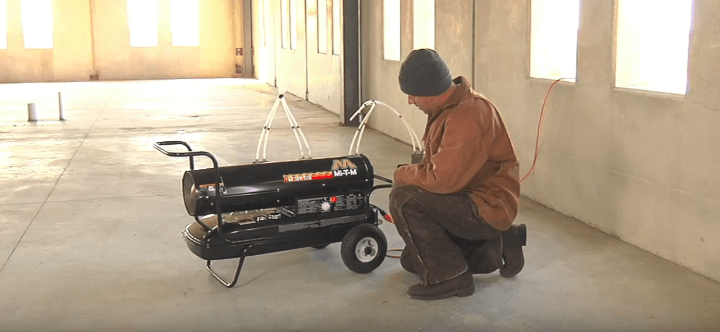 The 5 Best Salamander Heaters – [Top Forced-Air Models]